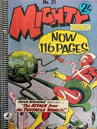 Mighty Comic (Colour Comics, 1960 series) #21 ([January 1961?])