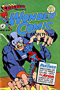Superman Presents Wonder Comic Monthly (Colour Comics, 1965 series) #23 — Untitled