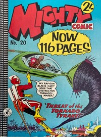 Mighty Comic (Colour Comics, 1960 series) #20 ([November 1960?])