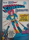 Superman Supacomic (Colour Comics, 1959 series) #49 ([September 1963?])