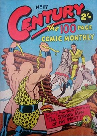 Century the 100 Page Comic Monthly (Colour Comics, 1956 series) #17 ([October 1957])