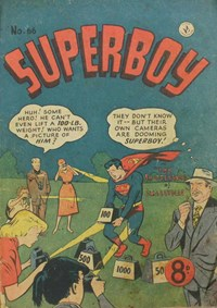 Superboy (Colour Comics, 1950 series) #66