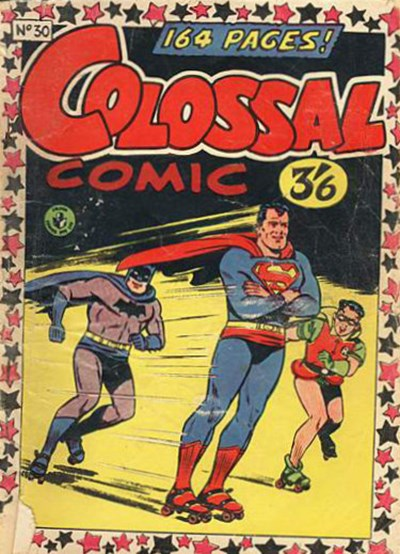 Colossal Comic (Colour Comics, 1958 series) #30 ([August 1964?])