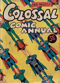 Colossal Comic Annual (Colour Comics, 1956 series) #nn [1] — Untitled