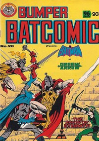 Bumper Batcomic (Murray, 1978 series) #20 — The Arrow of Eternity