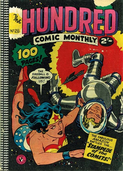 The Hundred Comic Monthly (Colour Comics, 1956 series) #28 ([January 1959?])