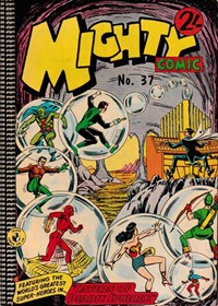 Mighty Comic (Colour Comics, 1960 series) #37 ([October 1963?])
