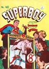 Superboy (Colour Comics, 1950 series) #40 ([May 1952?])