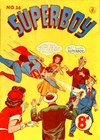 Superboy (Colour Comics, 1950 series) #36 ([January 1952?])