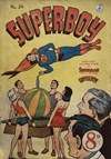 Superboy (Colour Comics, 1950 series) #34 ([November 1951?])
