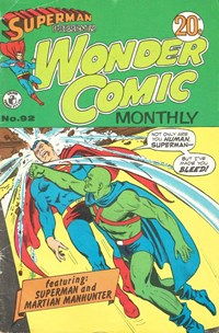 Superman Presents Wonder Comic Monthly (Colour Comics, 1965 series) #92 — Untitled