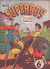 Superboy (Colour Comics, 1950 series) #25 ([February 1951?])