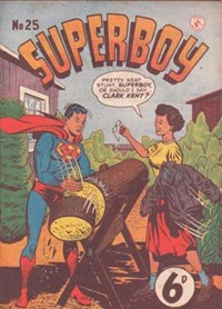 Superboy (Colour Comics, 1950 series) #25 — Untitled