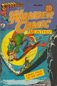 Superman Presents Wonder Comic Monthly (Colour Comics, 1965 series) #95 — Untitled