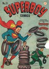 Superboy Comics (Colour Comics, 1950 series) #21 ([October 1950?])