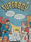 Superboy (Colour Comics, 1949 series) #19 ([August 1950?])