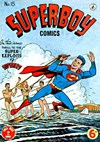 Superboy Comics (Color Comics, 1949 series) #15 ([April 1950?])