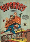 Superboy Comics (Color Comics, 1949 series) #9 ([October 1949?])