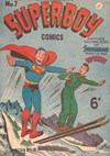 Superboy Comics (Color Comics, 1949 series) #7 ([August 1949?])