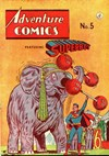 Adventure Comics Featuring Superboy (Color Comics, 1949 series) #5 ([June 1949?])