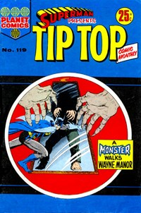 Superman Presents Tip Top Comic Monthly (KG Murray, 1973 series) #119 — No title recorded