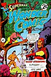 Superman Presents Wonder Comic Monthly (Colour Comics, 1965 series) #1 — Untitled