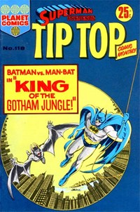 Superman Presents Tip Top Comic Monthly (KG Murray, 1973 series) #118