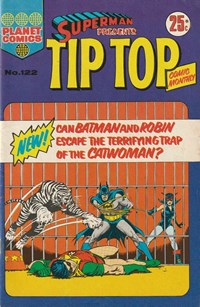 Superman Presents Tip Top Comic Monthly (KG Murray, 1973 series) #122