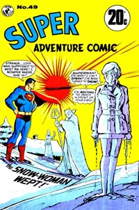 Super Adventure Comic (Colour Comics, 1960 series) #49