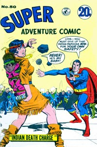 Super Adventure Comic (Colour Comics, 1960 series) #50
