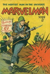 Marvelman (Young's, 1955? series) #69
