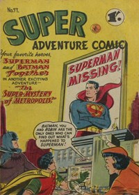 Super Adventure Comic (Colour Comics, 1950 series) #77