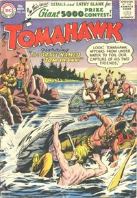 Tomahawk (DC, 1950 series) #44 — Untitled