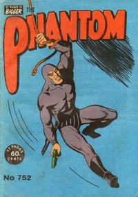The Phantom (Frew, 1983 series) #752 ([August 1982?])