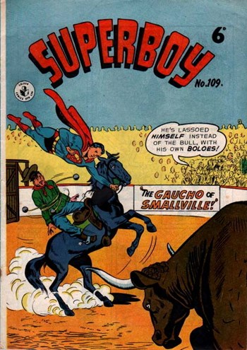 The Gaucho of Smallville!