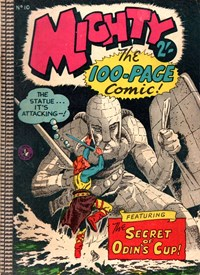 Mighty The 100-Page Comic! (Colour Comics, 1957 series) #10 ([March 1959?])