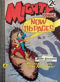 Mighty Comic (Colour Comics, 1960 series) #17 ([May 1960?])