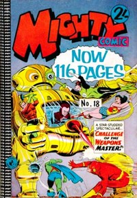 Mighty Comic (Colour Comics, 1960 series) #18 ([July 1960?])