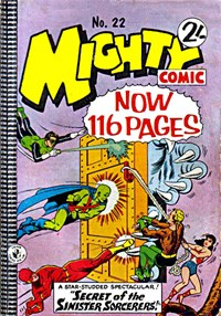 Mighty Comic (Colour Comics, 1960 series) #22 ([March 1961?])