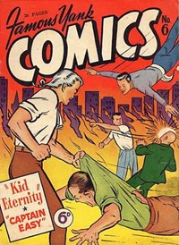 Famous Yank Comics (Ayers & James, 1950 series) #6 ([August 1950?])