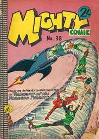Mighty Comic (Colour Comics, 1960 series) #38 ([December 1963?])