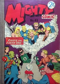 Mighty Comic (Colour Comics, 1960 series) #43 ([October 1964?])