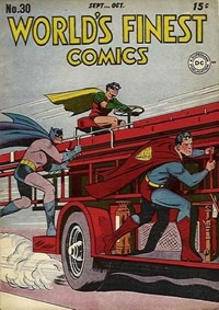 World's Finest Comics (DC, 1941 series) #30 — Untitled