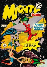Mighty Comic (Colour Comics, 1960 series) #47 ([June 1965?])