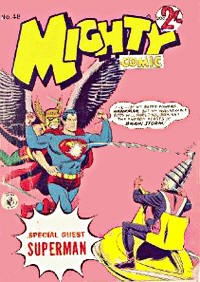 Mighty Comic (Colour Comics, 1960 series) #48 ([August 1965?])