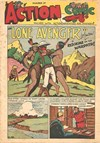 Action Comic (Leisure Productions, 1948 series) #27 ([1948?]) —The Lone Avenger