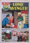 Action Comic (Leisure Productions, 1948 series) #32 ([1949?]) —The Lone Avenger