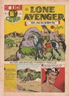 Action Comic (Leisure Productions, 1948 series) #34 ([1949?]) —The Lone Avenger