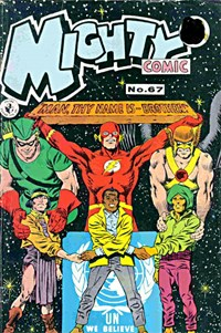 Mighty Comic (Colour Comics, 1960 series) #67 — Man, Thy Name is--Brother!