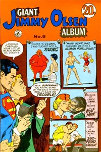 Giant Jimmy Olsen Album (Colour Comics, 1966 series) #5 ([September 1970?])